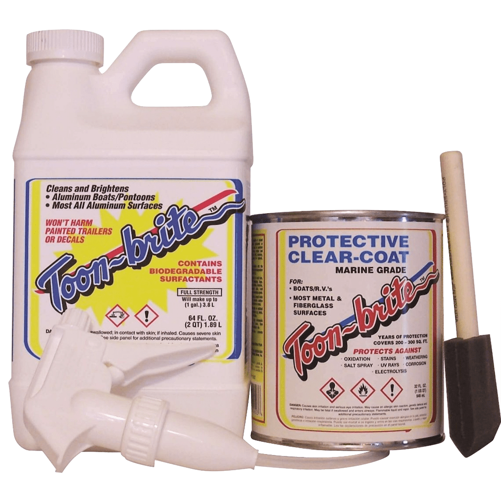 BP1000 Aluminum Protective Clear-Coat Kit - Toon-brite
