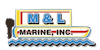 Toon-brite | Spray-On M&L Marine, Inc. Logo